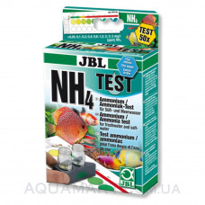 JBL Ammonium Test NH4 - тест на содержание аммония