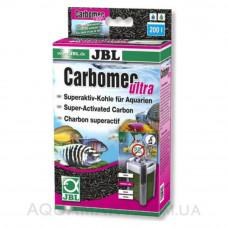 JBL Carbomec activ - активированный уголь для пресноводных аквариумов с pH до 7.5