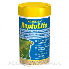 Питательный концентрат для рептилий Tetrafauna ReptoLife, 100 мл