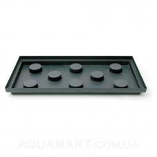 Поддон для аквариума Природа 150х50 ПР, черный