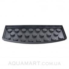 Поддон для аквариума Природа 40х25 ОВ, черный