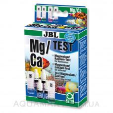 JBL Magnesium/Calcium Test Set Mg+Ca - тест на содержания кальция и магния