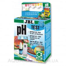 JBL pH Test-Set 3,0-10,0 тест на кислотность