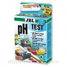 JBL pH Test-Set 7,4-9,0 тест на кислотность