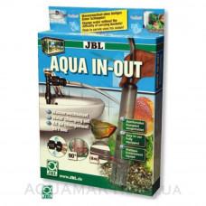 Система подмены воды JBL Aqua In-Out Komplett Set