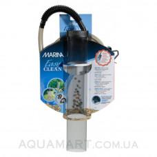 Сифон для грунта Marina Easy Clean Medium 37,5 см, овальный - 64 х 25 мм