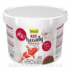 Суперпремиум корм для карпов Кои Tetra Koi Beauty Medium 10L