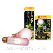 Террариумная неодимовая лампа дневного света ExoTerra Sun Glo Daylight A21 100 W (Hagen РТ 2112)