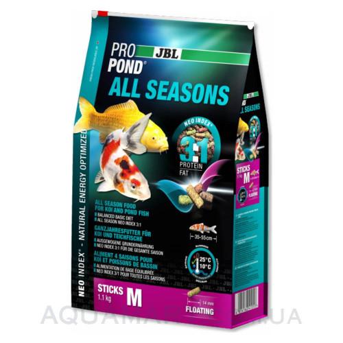JBL ProPond All Seasons M 1,1 кг 6л