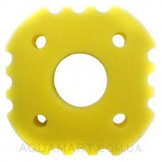 Фильтрующая губка для фильтров SUNSUN серии CPF (желтая) d-36 см