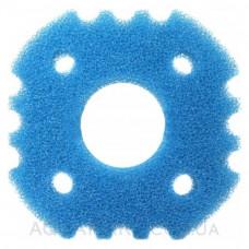 Фильтрующая губка для фильтров SUNSUN серии CPF (синяя) d-28 см