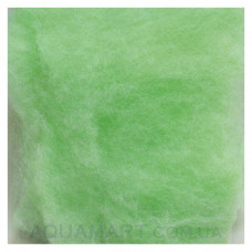 JBL Symec XL - зелёная фильтрующая вата грубой очистки, 250 грамм