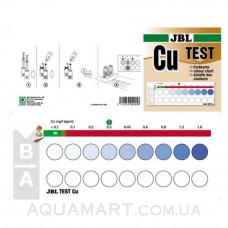JBL Test Cu - тест на содержание меди