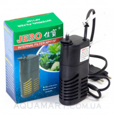 Jebo AP115F-внутренний фильтр для аквариума до 50 литров