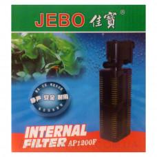 Jebo AP1200F-внутренний фильтр для аквариума 150 литров