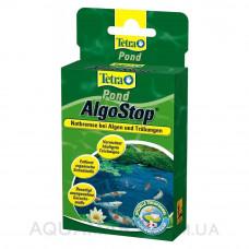 """Tetra Pond AlgoStop 12 капсул - """"стоп"""" при сильном росте водорослей и мутной зеленой воде"""
