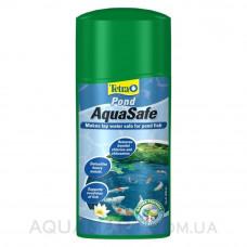 Tetra Pond AquaSafe 500 мл - для подготовки свежей воды и после дождей