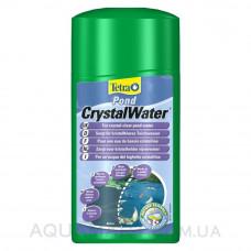 Tetra Pond CrystalWater 1000 мл - быстро очищает мутную прудовую воду