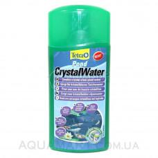 Tetra Pond CrystalWater 500 мл - быстро очищает мутную прудовую воду
