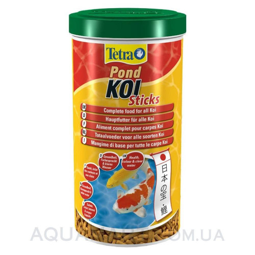 Tetra Pond KOI Sticks - 1 литр