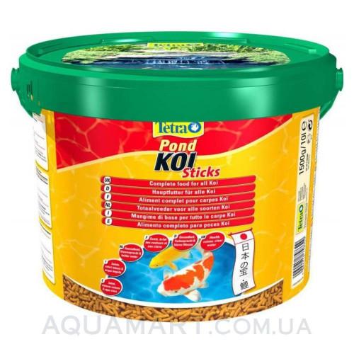 Tetra Pond KOI Sticks - 10 литров, 1.5 кг