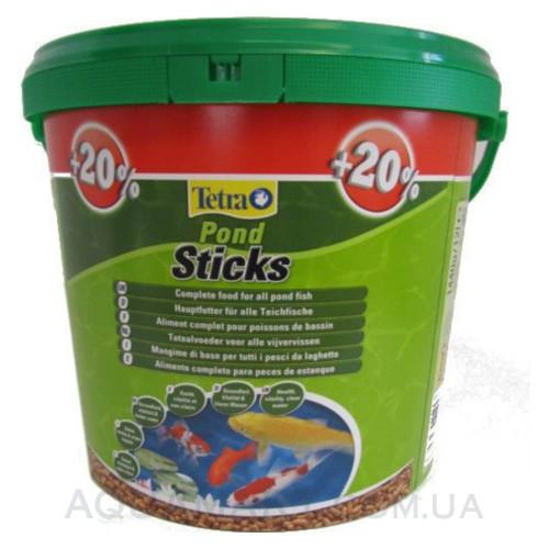 Tetra Pond Sticks - 10 литров + 20%