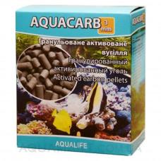 Активированный уголь Aquacarb, 250 мл