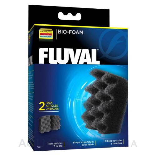 Био-губка для фильтров Fluval 305/306/405/406, 2 шт