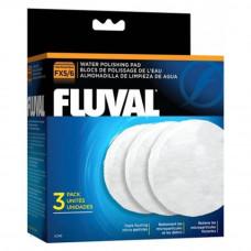 Вкладыш тонкой очистки 3 шт, для фильтров Fluval FX 5, FX 6