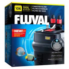 Внешний фильтр Fluval 106 официальная гарантия