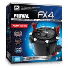 Внешний фильтр Fluval FX4 официальная гарантия