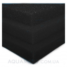 Губка листовая мелкопористая Resun 50x50x2.5 см