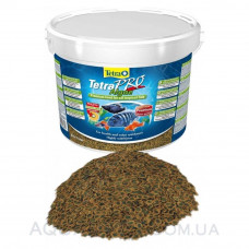 Корм Tetra Pro Algae (Vegetable) Crisps 10 л, 1900 грамм