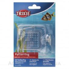 Кормушка для рыб Trixie 8056 квадратная