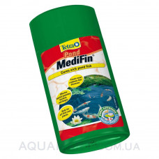 Лекарственный препарат Tetra Pond MediFin 250 мл - от всех видов болезней