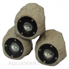 Набор светильников для пруда SunSun CQD-202C, 3 шт