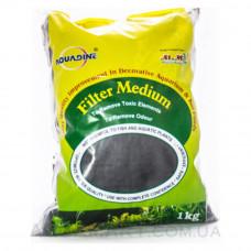 Наполнитель активированный уголь KW AIM Filter Medium Carbon, 1кг