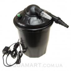 Напорный фильтр для пруда AquaNova NPF-30 с УФ-лампой 11 Вт