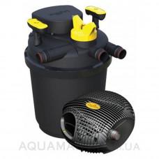 Напорный фильтр для пруда Laguna Pressure-Flo 3000 UVC с УФ-стерилизатором 11Вт