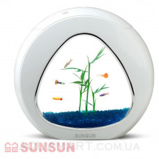 Аквариум Sunsun YA 02 white